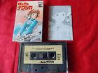 MINT! VINTAGE 1984 Nausicaa Valley of the Wind OST Cassette Tape Japanese GHIBLI