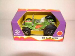 OLD ZYLMEX Crazy Wheels Series #D25B Early FORD T MIB