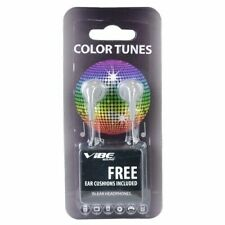 Vibe Color Tunes VS-120-GRY In-Ear Stereo Headphones (Grey)