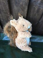 Sid Squirrel John Lewis Soft Toy 8 Inches