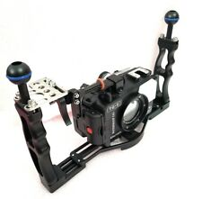 Sea Frogs Underwater Camera Housing for TG6 with Shutter Release  Trigger Tray