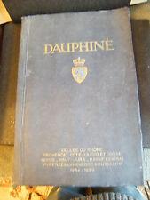 Album Touristique de Luxe 1934 1935 Dauphiné