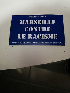 Stickers ultras Marseille cu84 om virage sud no echarpes