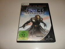 PC  Star Wars: The Force Unleashed - Sith Edition