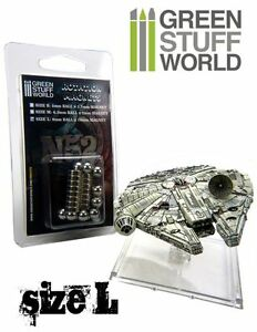 Rotation Magnets (Size-L) for X-Wing miniature Game - Aggressor YT-2400 Falcon