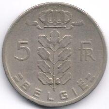 Belgium : 5 Francs 1961 Dutch Legend