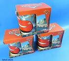 STOR Disney Pixar Cars / Taza / Taza de porcelana en Regalo Set/3 piezas