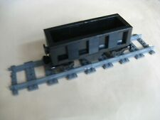 New ListingLego City Train: Custom High-Sided Bottom-Dump Coal / Gravel Car.Vg