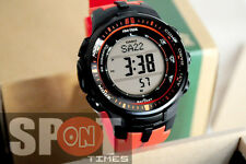 Casio Protrek Triple Sensor Multiband 6 Solar Men's Watch PRW-3000-4  PRW3000 4