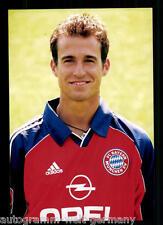 Mehmet Scholl Bayern München 1999-00 seltenes Foto+3