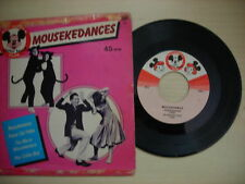 Mickey Mouse Club MOUSEKEDANCES 45RPM 1975