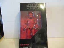 """Star Wars Black Series 6"""" Sith Trooper figure"""