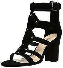 Nine West Womens Braddy Suede Dress Sandal- Pick SZ/Color.