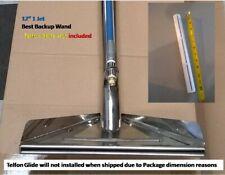 12 Carpet Clean Wand 1 J 15 Tube Truckmount Portabletelfon Glide Backup Wand
