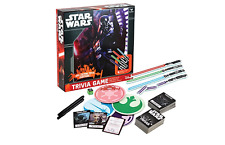 Star Wars Trivia Game Disney 650+ Questions, New In Box!