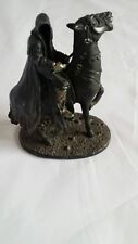 """The Lord of The Ring """"NAZGÛL Riding-NLP 2004"""" Special Metal Lead Figurine"""