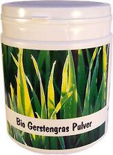 SANOS  Bio Gerstengras Pulver, 250 g  aus eigenem Anbau vom Bodensee