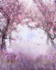 Fantasy Photography Background Newborn Tree Photo Backdrops for Baby Vinyl 5x7ft