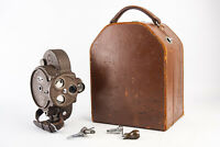 Bell & Howell Filmo 70DA 16mm Motion Picture Cine Camera with Case & Cranks V19