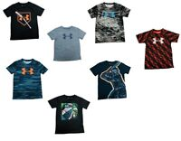 New Under Armour Little Toddler Boys T-Shirt Pick Size & Color MSRP:$24.99