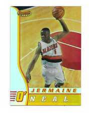 JERMAINE O'NEAL 1996/1997 BOWMAN'S BEST REFRACTOR ROOKIE RC #R20 $30.00 MINT