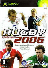 Rugby Challenge 2006 Xbox