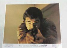 11  Shamus Color Movie Stills 1972, Burt Reynolds, Mini Lobby Cards