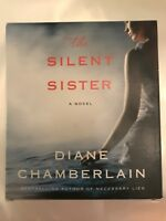 The Silent Sister by Diane Chamberlain (English) MP3 CD Book On 'Tape' Audiobook