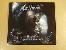 DIGIPACK CD / DEVILMENT - THE GREAF AND SECRET SHOW