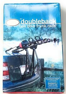 Bell Double Back Two-Bike Trunk Rack - Excellent