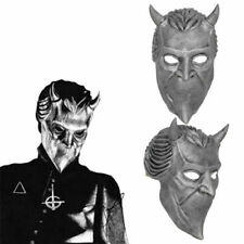 Ghost Rock Roll Band Cosplay Mask Nameless Ghoul Halloween Helmet Costume Xcoser
