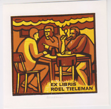 Exlibris from Henk Blokhuis - Discussion