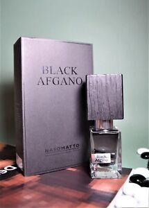 Nasomatto Black Afgano Extrait de Parfum Spray 30 m  1 fl oz Unisex New in Box