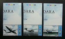 Air Transportation In Malaysia 2007 Aviation Aeroplane Vehicle (stamp plate) MNH