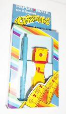 PAPER MATE 80s Italy pen + gadget - penna + cintametro cintura omaggio