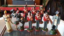Painted Lead Unbranded British Vintage Toy Soldiers