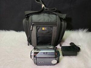 JVC Everio GZ-MG37 (30 GB) Hard Drive Camcorder, Bundle