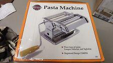 NEW NORPRO Pasta Machine Lasagna, Fettuccine & Tagliolini 1048534