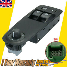 Electric Power Window Switch For PEUGEOT CITROEN BOXER DUCATO FIAT 735487419 UK!