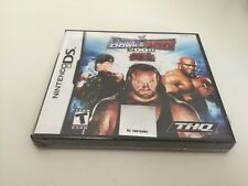 WWE SmackDown vs. Raw 2008 Featuring ECW (Nintendo DS, 2007) DS NEW
