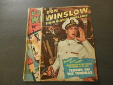 2 Issues Don Winslow Of The Navy #63, 67 1948-1951 Golden Age Fawcett   ID:14962