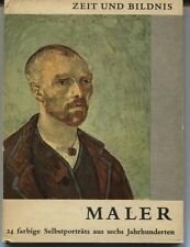 Zeit und Bildnis - Heinrich Neumayer - Maler - Erkenne dich selbst