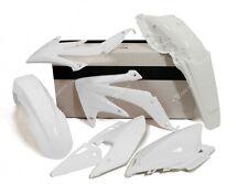 Kit Plastiche Honda CRFX 450 2008=>2017 Bianco White Rtech Plastic Kit