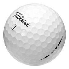 3 Dozen Titleist AVX Used Golf Balls 4A Near Mint