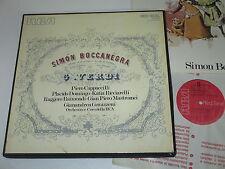 3 LP BOX/VERDI/SIMON BOCCANEGRA/RAIMONDI/CAPPUCCILLI/GAVAZZENI/RCA MLDS 61007 +b