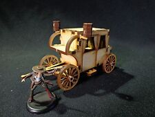 TTCombat - Old Town Scenics - Noble's Carriage - Great for Malifaux