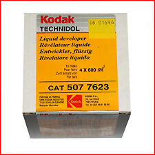 KODAK technidol liquid developer 4x 600ml CAT 507 7623