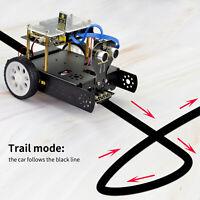 KEYESTUDIO Kinder Elektronik Programmieren Metall Roboter Bausatz für Arduino