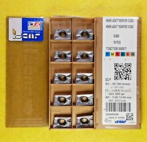 Iscar HM90 ADKT 1505PDR IC830; 10 inserts/box