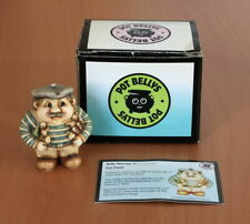 Harmony Kingdom Pot Bellys Belly Warmer (The Frenchman) Mini Box Figurine Nib